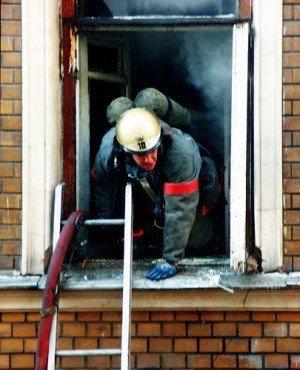 Пожар школы в Новом Давыдкове ликвидирован