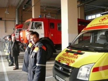 В Ужгороде во время пожара спасли инвалида