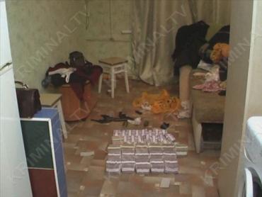 Пять миллионов гривен похитили преступники в Луганске