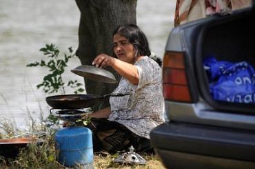 Кочевой образ жизни румынских цыган не вписывается в чешские нормы