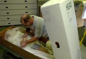 На Украине препарировали 1152 мёртвых тела для нужд германской фирмы