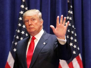 Дональд Трамп, США, пресс-конференция