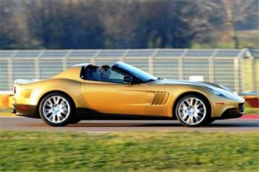 Цена на суперкар Ferrari P540 Superfast Aperta неизвестна