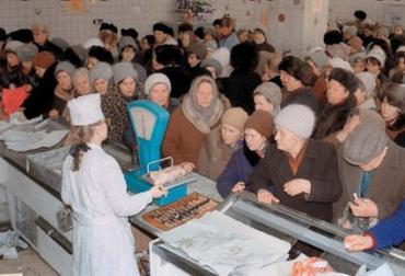Украинцы проливают крокодиловы слезы по Советскому Союзу