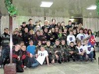 На Закарпатті відбувся збір активістів гри «Сокіл» («Джура») зі всіх областей