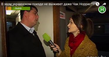 На одно лежачее место Укрзализныця продает 3 сидячие