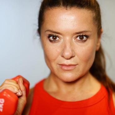 Наталія Могилевська поділилась секретами схуднення та своєю дієтою