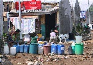 884 миллиона человек в мире не имеют доступа к чистой питьевой воде