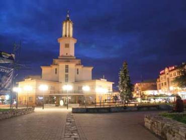 Сьогодні в Івано-Франківську відкрився Карпатський регіональний навчальний центр