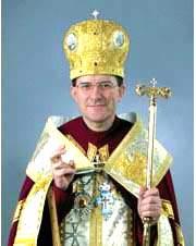 Єпарх Мукачівської греко-католицької єпархії Мілан Шашік