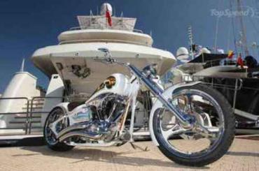 Самый дорогой мотоцикл в мире продается за $22 миллиона