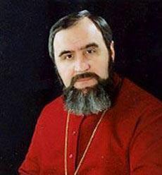 Глава Сойма подкарпатских русинов, протоиерей Дмитрий Сидор.