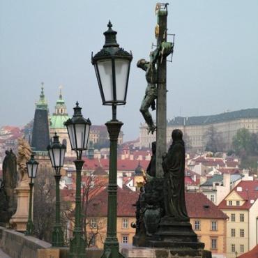 В Чехии Виктору Ющенко вручат ключ от Праги