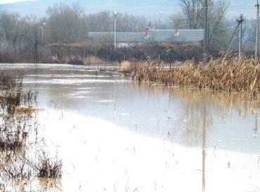 В Закарпатской обл. более 5 тыс. человек остались без воды