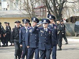 """Закарпатских военнослужащих ВВ поздравили с """"совершеннолетием"""""""
