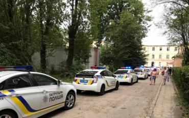 У Львові пацієнт психіатричної лікарні взяв інших пацієнтів в заручники