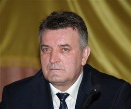 Начальник ГУМВС України у Закарпатській області Віктор Русин