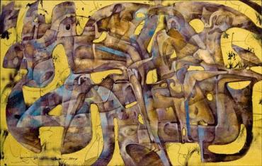 Кожна картина Сергія Дубовця — ніби окремий філософський твір