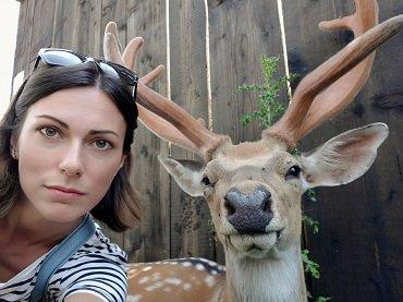 Блогер Александра Дудар в шоке от туризма на Закарпатье