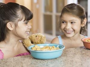 Что едят наши дети?