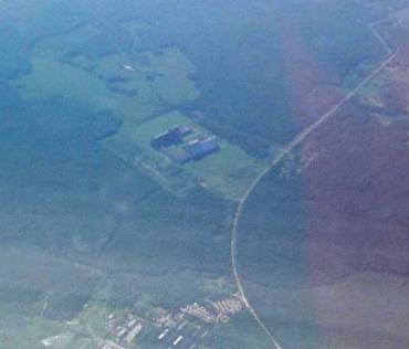 """РЛС розташована біля військового містечка під назвою """"Шипка"""" неподалік Мукачева"""