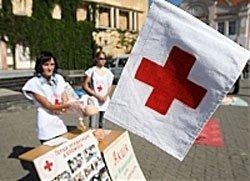 В Ужгороде по случаю Европейского дня первой помощи провели акцию