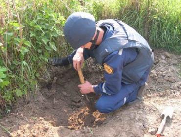 На Закарпатье обезврежены 23 минометные мины и 4 артиллерийских снаряда