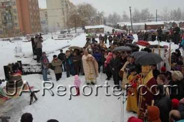 Мілан Шашік освятив дзвони у Свято-Троїцькій греко-католицькій церкві в Ужгороді