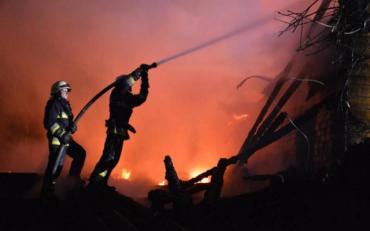 Популярний дніпровський ресторан згорів вщент
