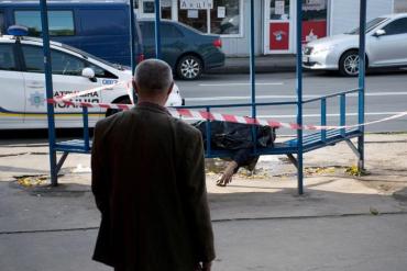 У Києві візит до салону гральних автоматів закінчився трагедією
