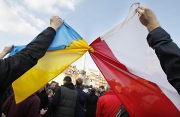 Украинцы вышли на забастовку в Польше