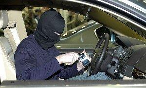 В Мукачево ограбили сразу два легковых автомобиля