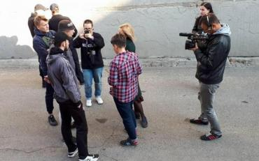 Хулігани зірвали марш ЛГБТ в Запоріжжі