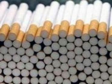 Налоговая милиция в двух районах Закарпатья изъяла 49 тысяч 93 пачки сигарет