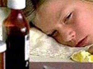Хворі діти перебувають у стані середнього ступеня тяжкості