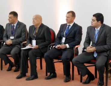 В торжественном открытии форума приняли участие руководители края и города