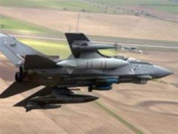 Бельгийский самолет сбросил на Германию бомбу