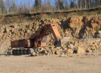 Незаконная добыча полезных ископаемых в Иршавском районе