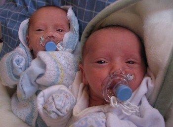 Закарпатских близнецов принял Львовский детдом семейного типа
