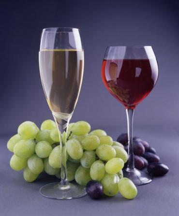 Родзинки винороба — льодове й церковне вино