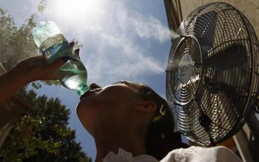 Вчені попереджають, що аномальна жара буде тільки збільшуватись