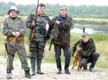 Закарпатські мисливці терпляче чекали відновлення сезону