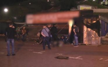 Зловмисники розстріляли чоловіка прямо з автомобіля