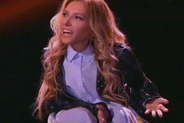 Вместо Евровидения Самойлова выступила в аннексированном Севастополе