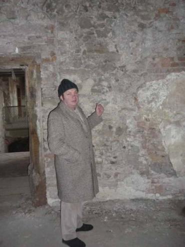 Закарпатець Йосиф Бартош реставрує Чинадієвський замок