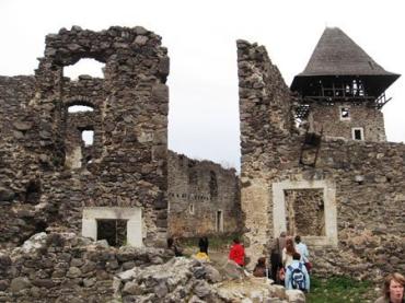 В Ужгороді представлена концепцію розвитку замків Закарпаття