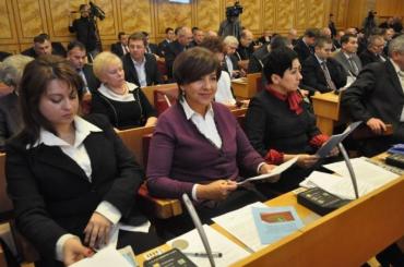За 1,5 часа дискуссий депутаты таки согласовали текст обращения