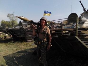 Иршавчанин Юрий Соколачко пошел защищать Украину летом 2014 года...