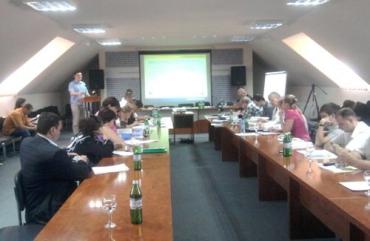 """В Ужгороді відбувся семінар """"Можливості розвитку біоенергетики"""""""
