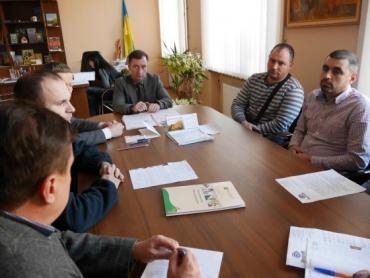 Робоча нарада у першого заступника Ужгородського міського голови.